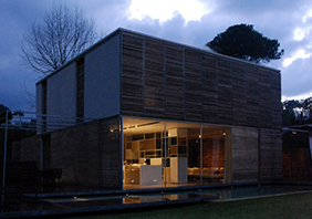 DORDONI ARCHITETTI米兰建筑师 2008年意大利玛丽堡私人别墅设计案例