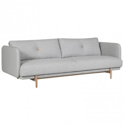 sofa北欧布艺沙发两人位现代简约舒适触感 设计师 样板房酒店 客厅 网红款