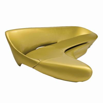 爆红款皮质月亮沙发 Zaha Hadid Moon sofa 扎哈 哈迪德居家沙发规格可定制