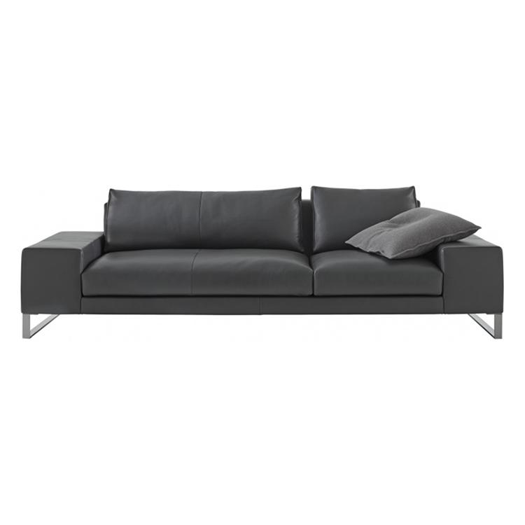 现代皮质沙发布艺沙发LIGNE ROSET写意空间EXCLUSIF2 sofa 沙发 意大利家具