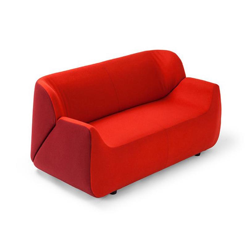 高档大气轻奢太空舱沙发 小户型网红港式极简创意时尚布沙发组合