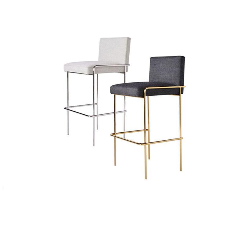 北欧铁艺吧台休闲椅创意吧凳家用凳高脚凳服装店椅餐厅咖啡厅吧椅