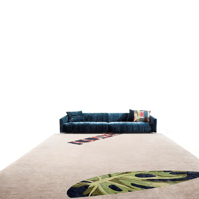 新款沙发布艺条形切片 定制版沙发 2019年新款