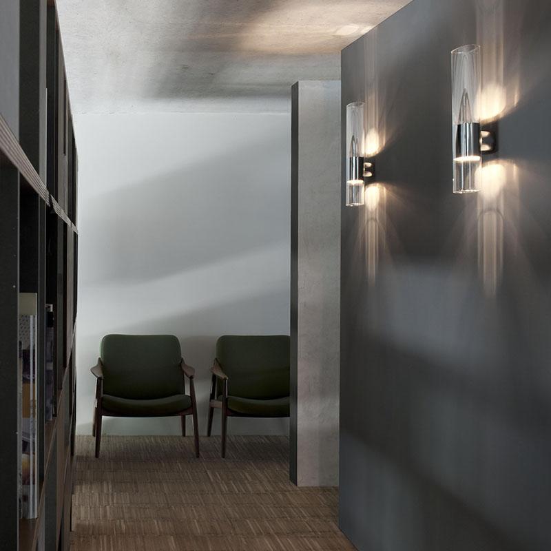 Oluce Line系列客厅餐厅壁灯现代简约走廊楼道壁灯进口