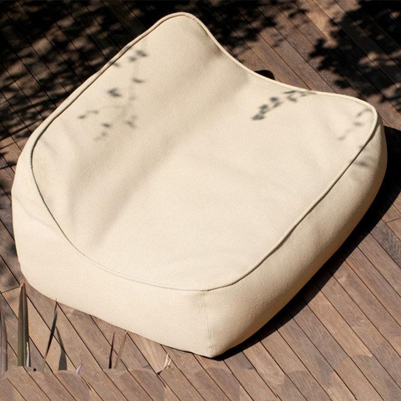 现代简约花园扶手椅 