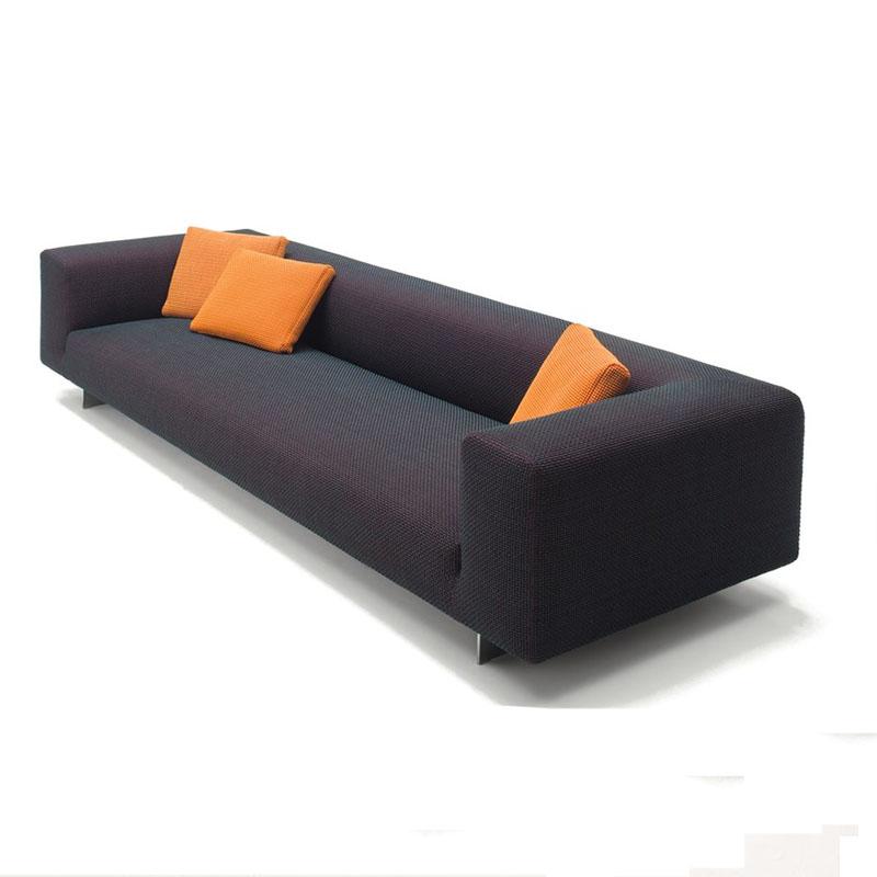 新款北欧布艺沙发简约现代客厅贵妃大小户型组合