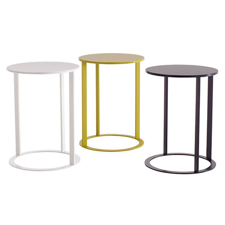 设计师金属家具/样板房会所铁艺茶几边几角几/简约时尚个性