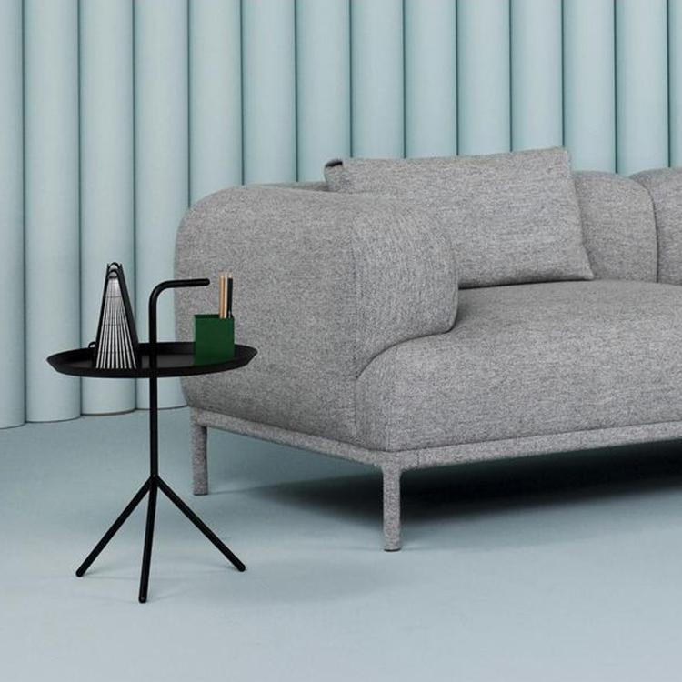 北欧小茶几现代简约边几客厅小户型铁艺茶几迷你沙发边几圆几彩色