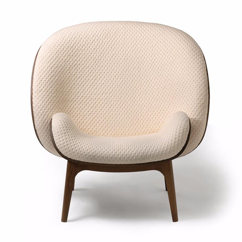 玻璃钢休闲椅 元宝形时尚简约单人椅 设计师个性时尚太师椅拥抱椅