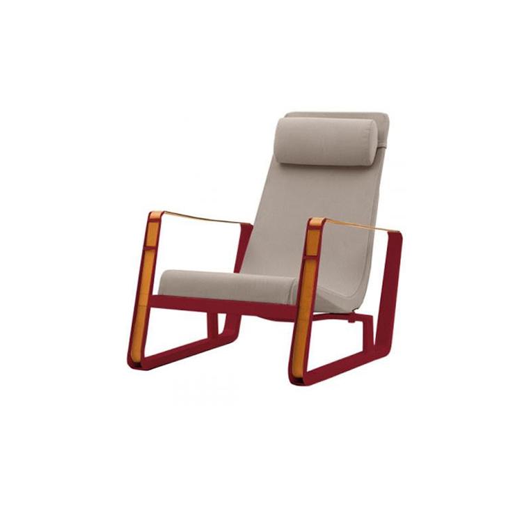 设计师创意坦克椅客厅酒店别墅椅现代时尚休闲懒人扶手躺椅