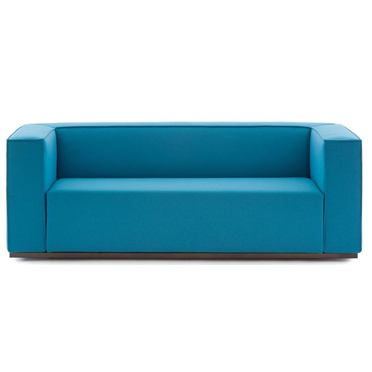 北欧沙发家用小户型客厅简约现代铁艺沙发组合卧室三人沙发凳组合