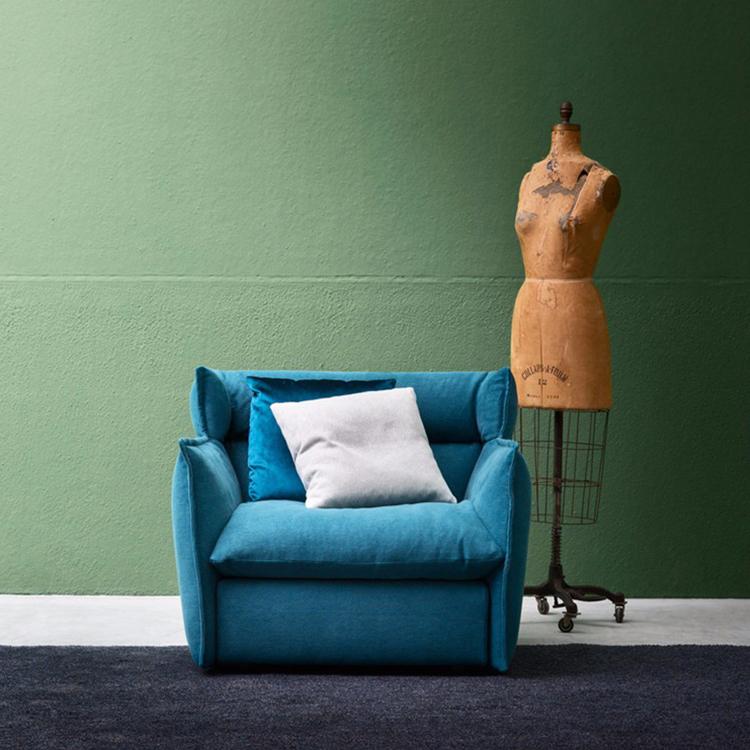 高级定制意大利家具 沙发 单人双人多人位沙发定制 环保皮PU