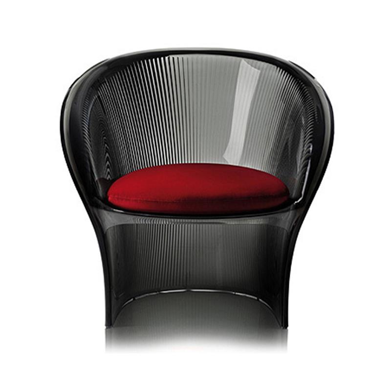 透明 餐椅会所椅子创意欧式椅设计师家居椅子椅咖啡厅水晶休闲椅