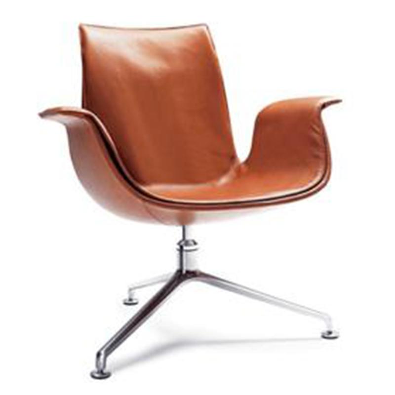 椅子北欧电脑椅家用现代简约书桌椅创意旋转椅办公椅工作室学习椅