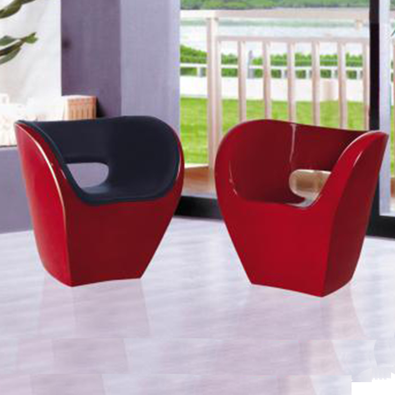 经典家具椅 阿尔贝特扶手椅 新款魔鬼椅 玻璃钢
