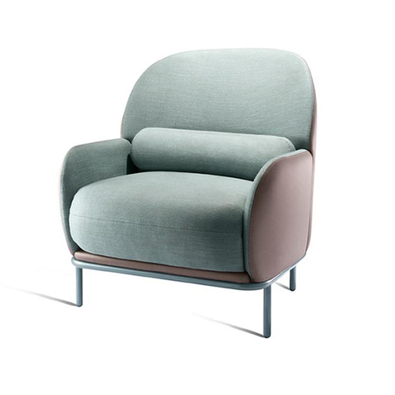 丹麦GUBI休闲椅接待椅Beetley ArmchairArmchair 休闲椅接待椅会议椅公司酒店地产样品房展示椅