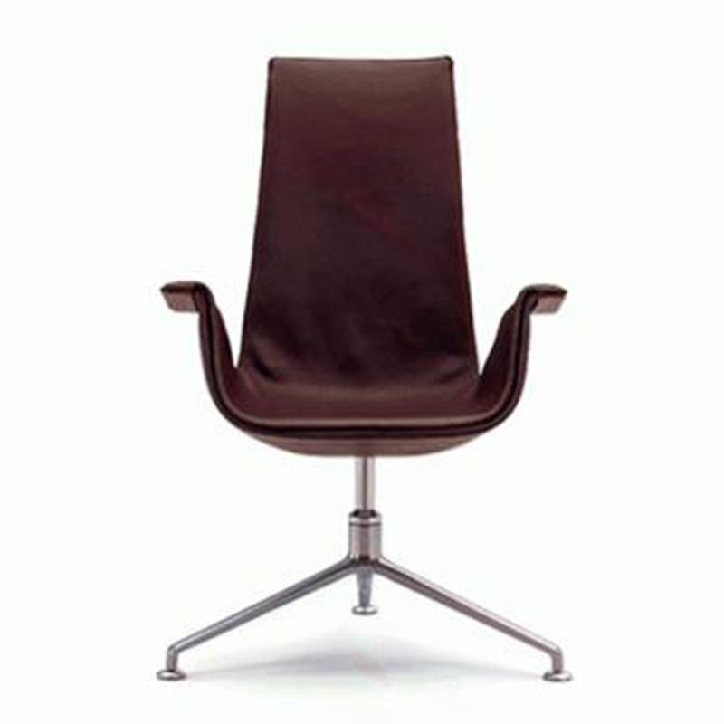 璃钢休闲椅 FK chair 现代办公椅 会客洽谈椅接待椅 老板椅定制