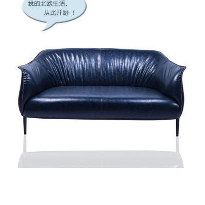 卧室客厅单人沙发 北欧现代简约懒人沙发椅设计师创意家具沙发椅