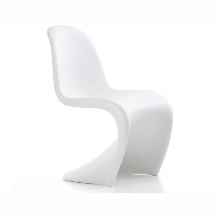 玻璃钢S型座椅 家用靠背椅 经典休闲 现代简约