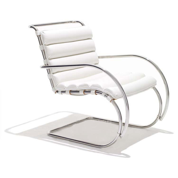 设计师创意个性设计 不锈钢懒人躺椅   面料颜色可定