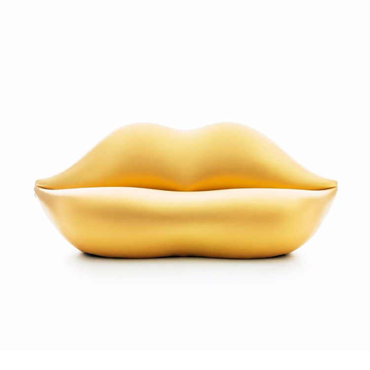 嘴唇沙发 性感沙发接待 休息 酒店 酒吧别墅样板房