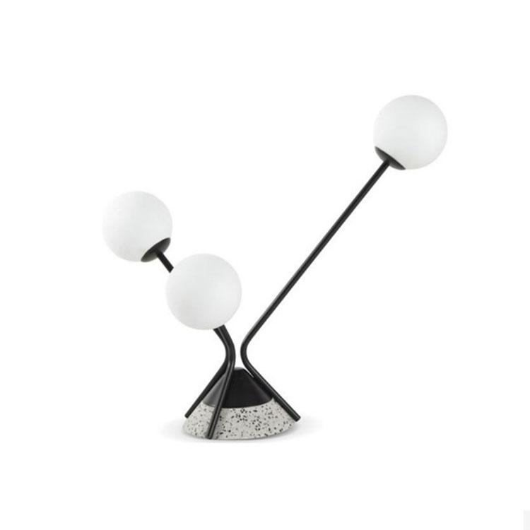 植物区系北欧灯具客厅灯新款现代简约吊灯 台灯