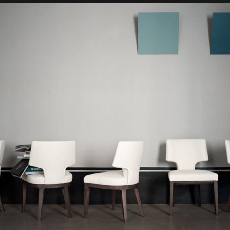 现代简约北欧实木餐椅家用客厅餐厅椅皮艺洽谈椅书椅电脑椅休闲椅样板房