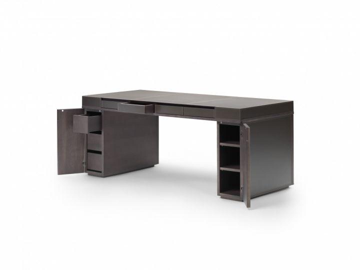 高端家具定制 书桌 意大利书架 后现代简约款书椅客厅书房酒店样板房可用