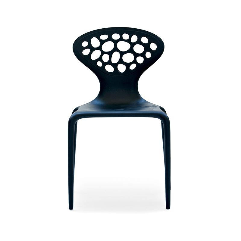 超自然椅莫罗索餐椅 章鱼洞镂空椅创意个性餐椅设计师椅现代简约