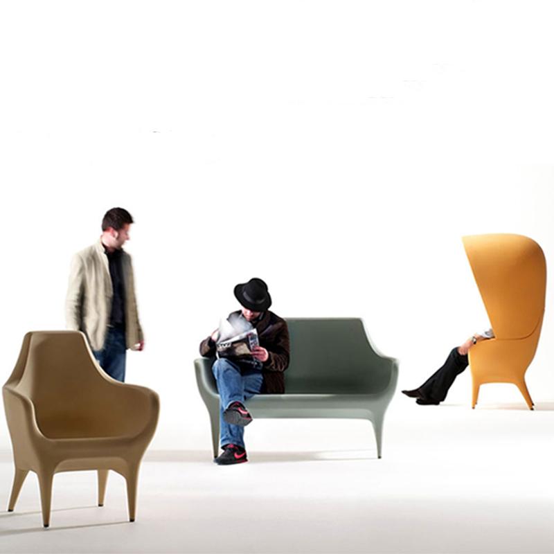 poltronas showtime armchair 扶手沙发椅定制玻璃钢单人沙发新古典纽扣靠背椅会所酒店接待沙发椅