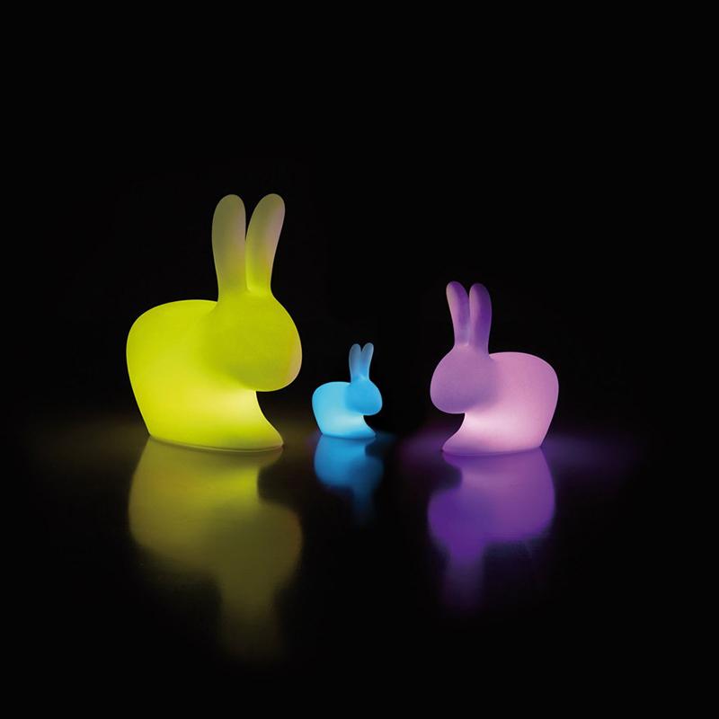 意大利兔椅灯RABBIT LAMP兔子灯玩具装饰摆设灯氛围灯