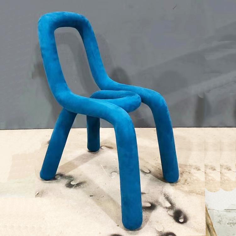 现代简约 异型休闲椅 蜘蛛椅 设计师创意设计 客厅酒店样板房 时尚个性 单人沙发