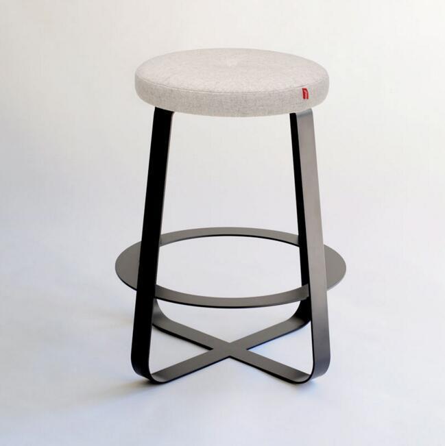 铁艺 欧式 酒吧椅 家用 酒店 会所 凳子 夜店高脚凳 吧凳 BRIDE'S VEIL bar chair bar stool