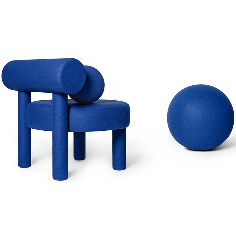 艺术 简约现代 粗体沙发椅子 靠背椅 北欧设计师 Kateryna Sokolova 休闲椅 easy NOOM chair 安乐椅 户外长椅家用