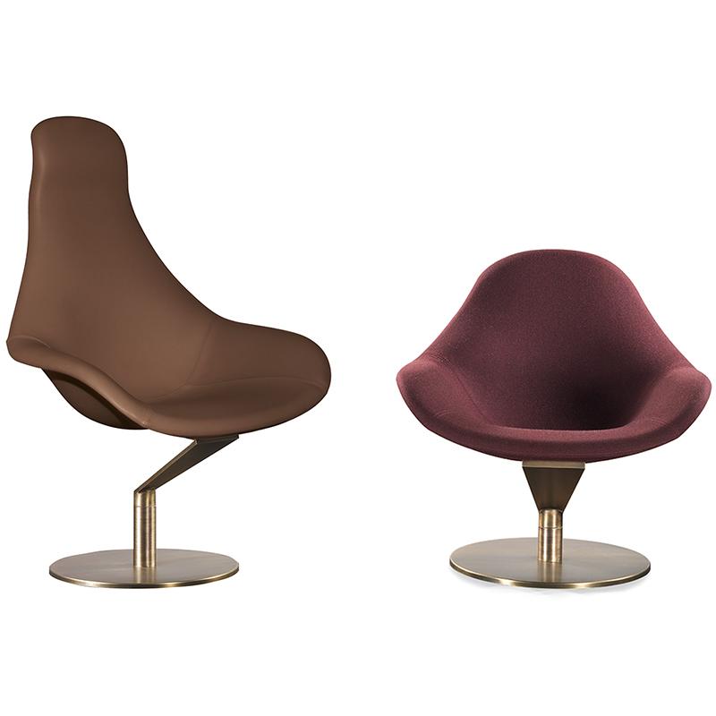 北欧 设计师 ZENITH   sofa chair By Reflex 创意设计 定制家具 峡湾椅 休闲椅