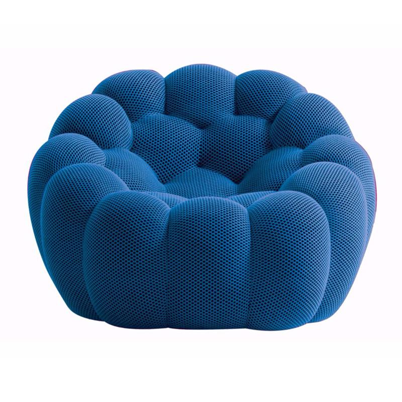 北欧设计师 Sacha Lakic 现代简约 bubble 轻奢客厅酒店别墅个性气泡单人三位人沙发Sofa chair By Roche Bobois