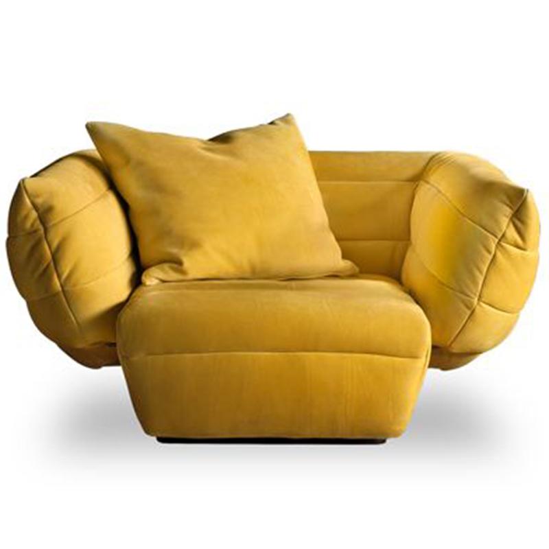 巴克斯特的触觉沙发  BAXTER 北欧设计师 Vincenzo De Cotiis客厅 酒店样板房单人沙发
