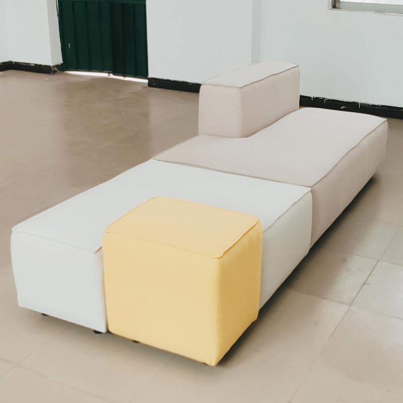 新款 布艺沙发 大小户型 现代简约 客厅 酒店 会所样板房 组合沙发