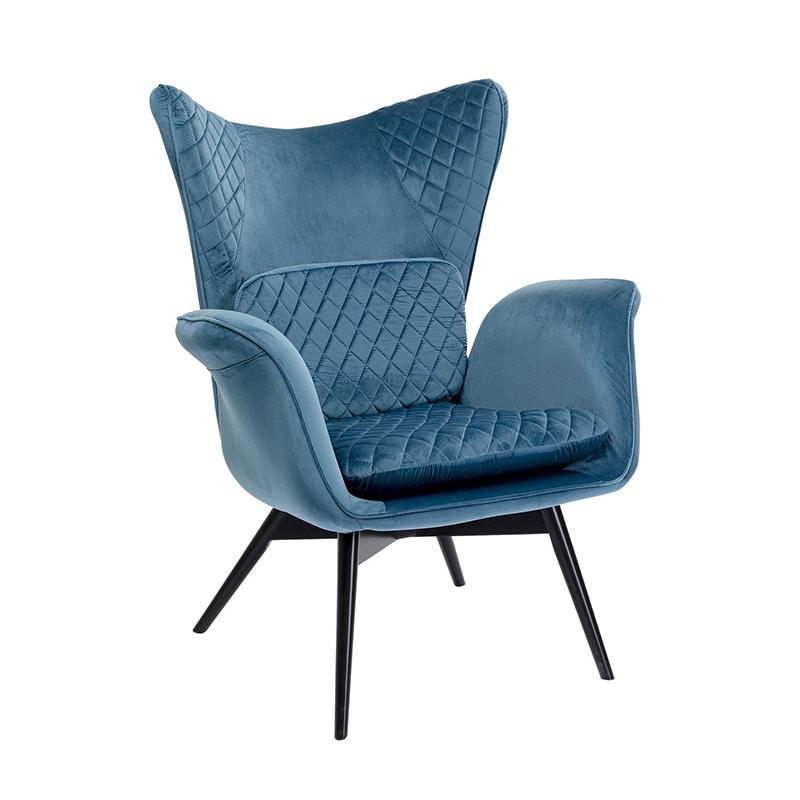 北欧现代简约 设计师 KARE-DESIGN 沙发椅 Tudor 单人卧室书房懒人椅酒店会所样板房创意休闲椅