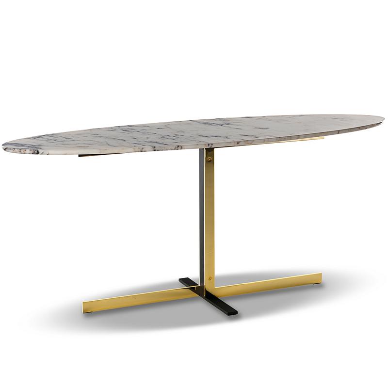意大利Minotti米洛提Catlin定制家具 欧式后现代实木北欧金属大理石沙发 茶几边几