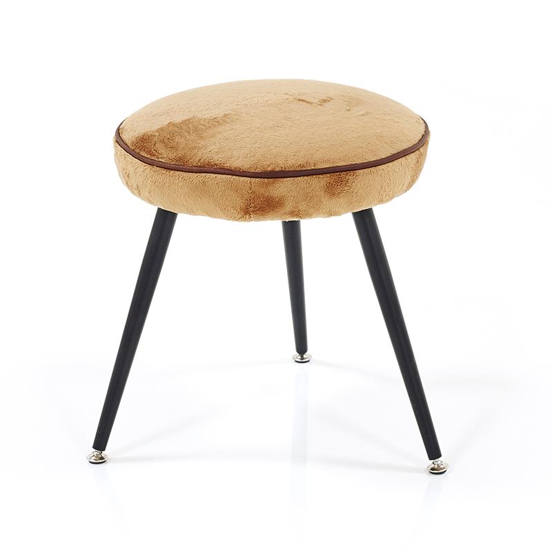 Wittmann  footstool 布艺皮革 北欧设计师 意式轻奢Contessa 1956 凳子 吧凳 脚蹬