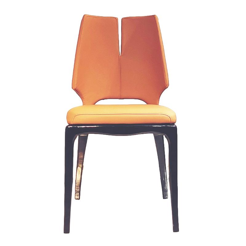 现代简约 设计师餐椅 休闲椅 Contour Chair 北欧家具餐椅个性 中式椅 家用 餐厅 酒店会所样板房