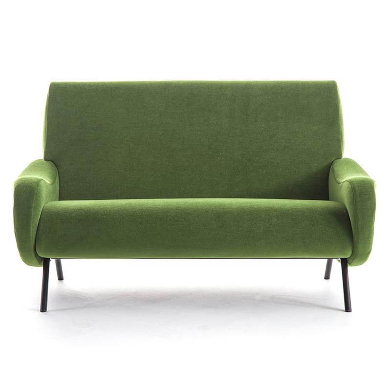 卡西纳 cassina  720 lady  意大利设计师创意设计 双人沙发椅 夫人椅 客厅酒店会员样板房定制家具