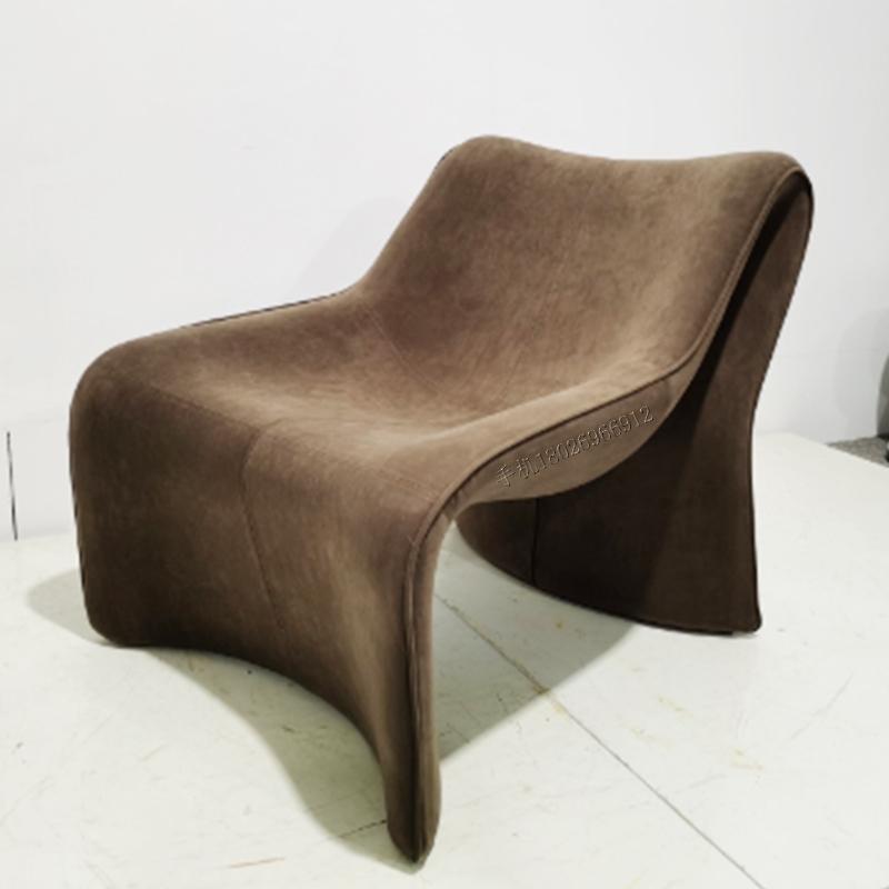 设计师 Cassina 卡西纳 躺椅 玻璃钢单人沙发 家用商用 现代简约 北欧 大小户型休闲椅