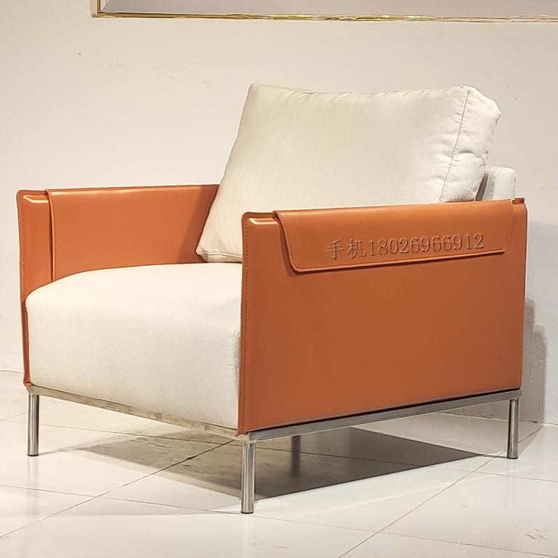 北欧著名品牌 阿斯顿·马丁 AstonMartin款 休闲椅 设计师沙发椅 客厅酒店会所样板房 单人沙发凳