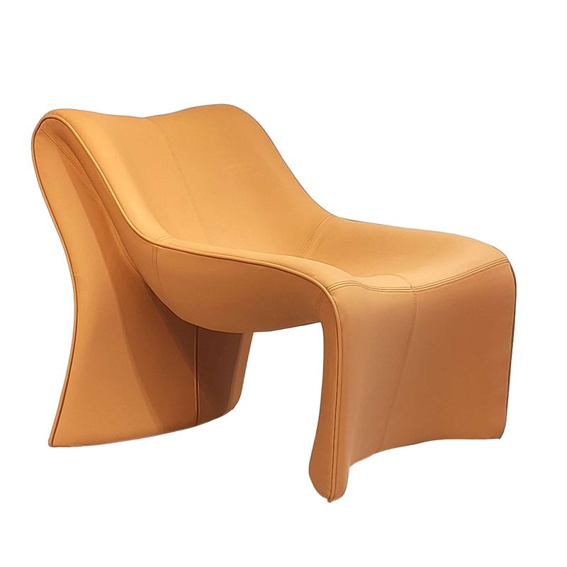 玻璃钢 沙发椅 181 Cloth by Cassina 卡西纳躺椅 高跟鞋造型 休闲椅 客厅酒店样板房会所懒人椅