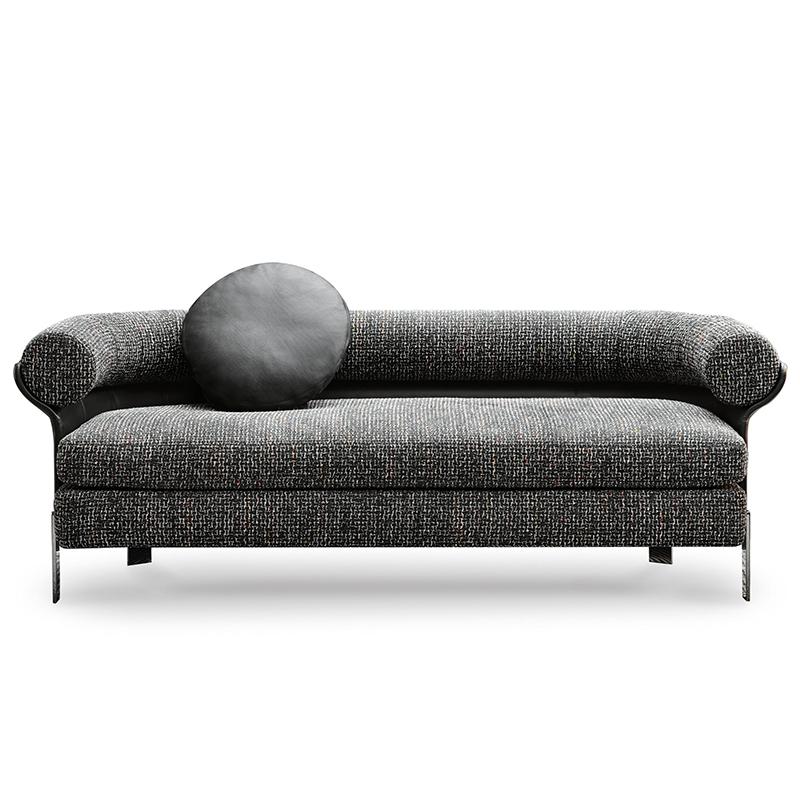 Mattia sofa 设计师 Rodolfo Dordoni 现代简约轻奢定制 客厅酒店会所样板房单人 双人 多人沙发
