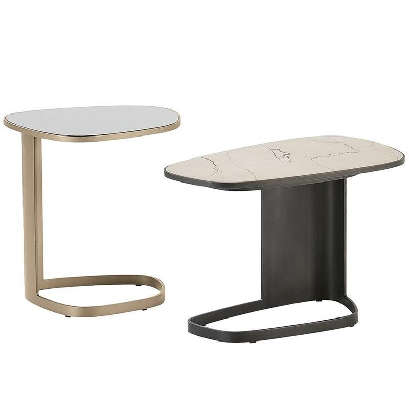 Poliform款 意大利设计师 KOISHI茶几组合 客厅酒店样板房定制