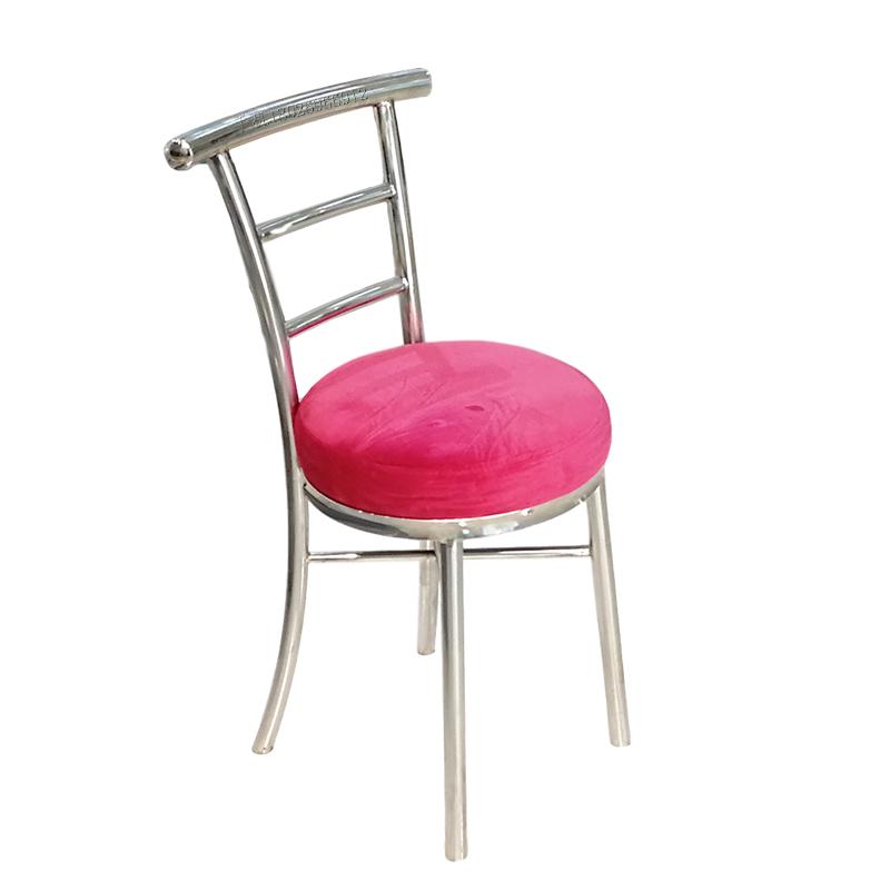 小餐椅简易现代简约餐椅家用靠背椅酒店奶茶店饭店餐桌椅子