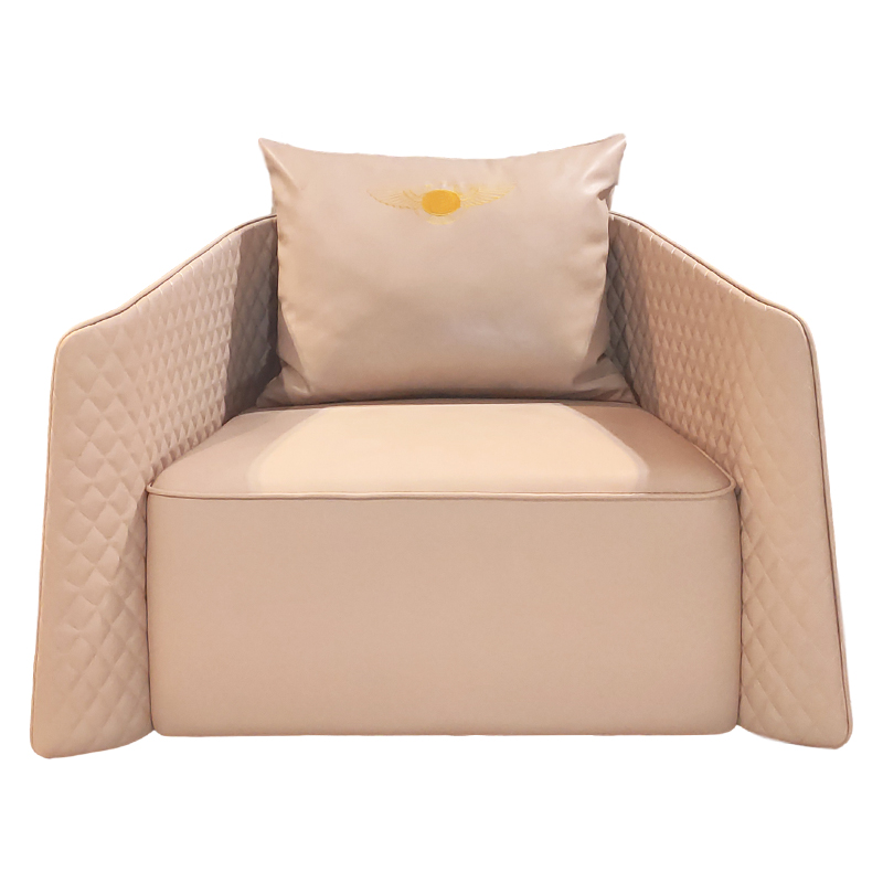 新款后现代轻奢宾利沙发欧式美式奢华客厅豪华别墅意式组合沙发